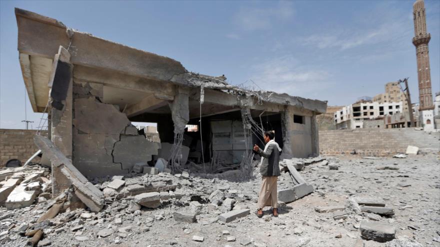Arabia Saudita bombardeó una boda en Yemen
