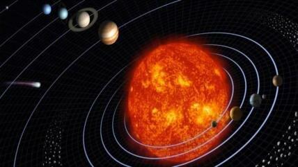 Un estudio revela que el sistema solar tenía más planetas
