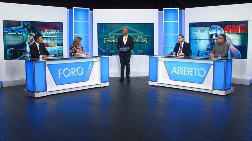 Foro Abierto; Paraguay: Elecciones presidenciales 2018