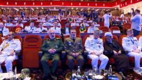 Se inaugura el VI Simposio Naval del Océano Índico en Teherán