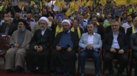 Hezbolá urge voto de cristianos y musulmanes en elecciones