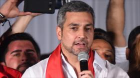 Abdo Benítez no logra mayoría absoluta en el Senado