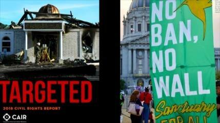 EEUU: Islamofobia en incremento y comunidades en peligro