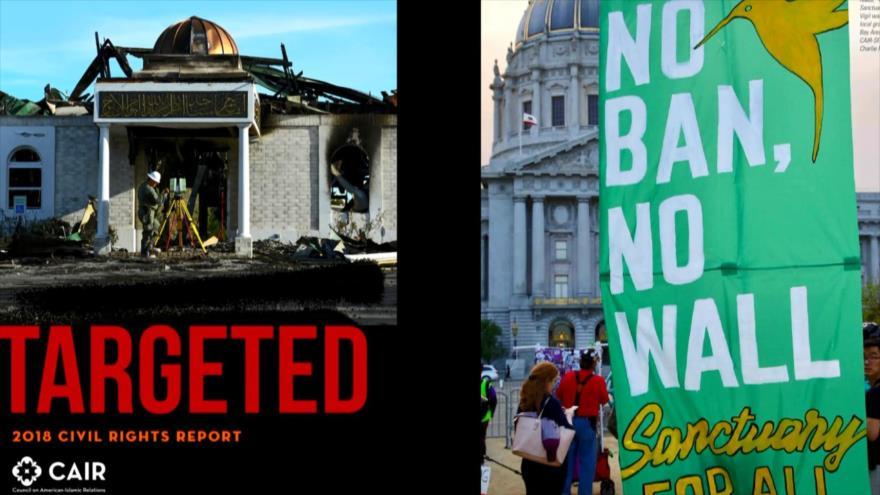 EEUU: Islamofobia en incremento y comunidades en peligro | HISPANTV