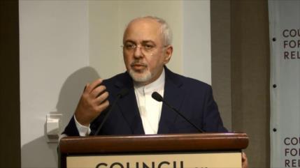 Zarif defiende el rol de Irán en Siria para detener el extremismo