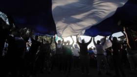 Siguen protestas multitudinarias contra el Gobierno nicaragüense