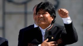 Ipsos: la popularidad del Gobierno de Bolivia sube en 2018
