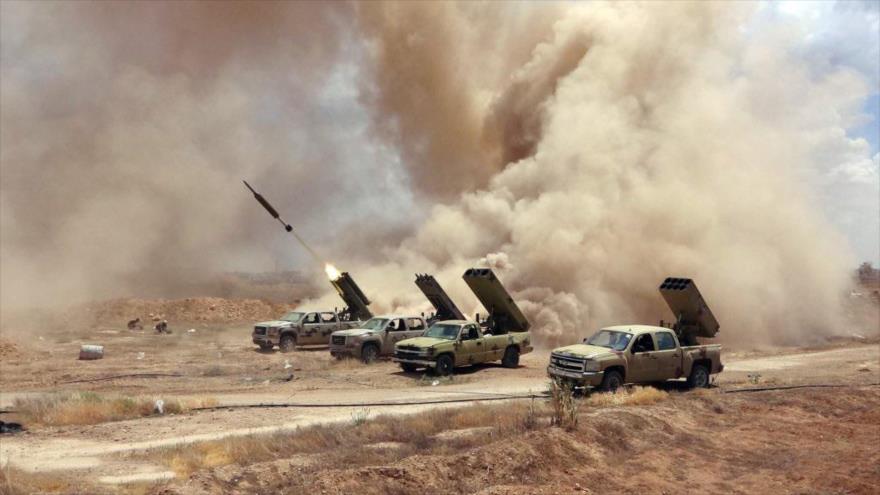 El Ejército sirio se prepara para intensificar ataques en Damasco