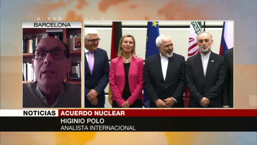 'Programa de misiles de Irán no está incluido en acuerdo nuclear' | HISPANTV