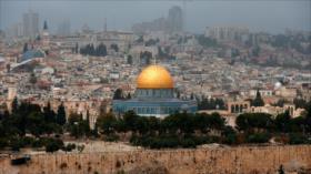 Palestinos rechazarán todo plan de paz sin Al-Quds como capital