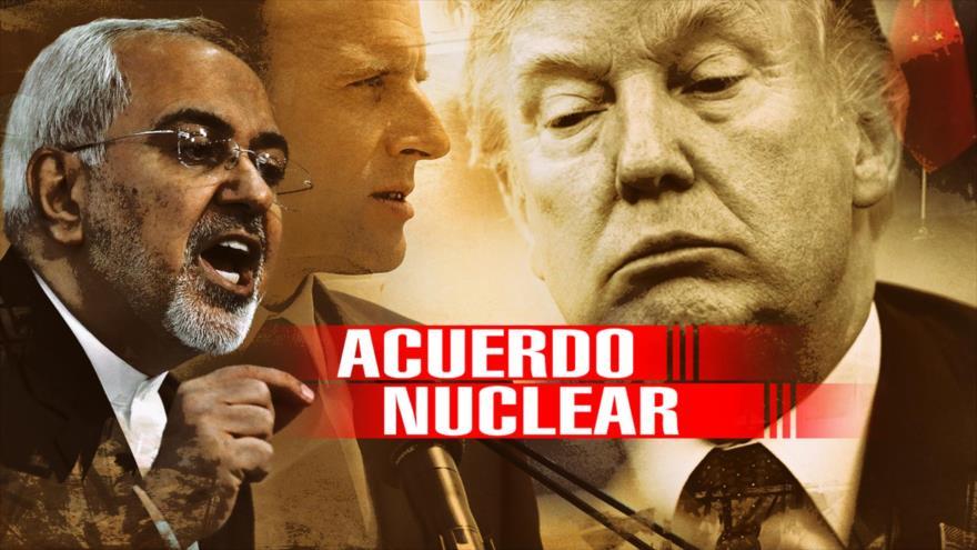Detrás de la Razón: Irán, China, Rusia y los europeos alertan a EEUU, Trump no rompas el acuerdo