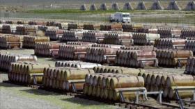 Rusia acusa a EEUU de incumplir convención sobre armas químicas