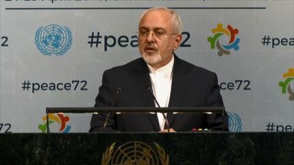 Zarif pide un foro de diálogo para la región del Golfo Pérsico