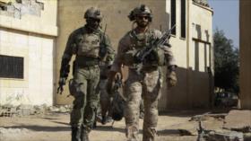 Irán: las fuerzas extranjeras en Siria fortalecen el terrorismo