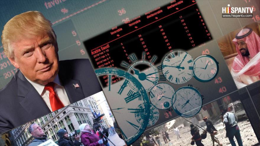 10 Minutos: Mohamed Bin Salman en EEUU