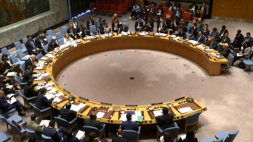 Consejo de Seguridad aborda crímenes de Israel contra palestinos