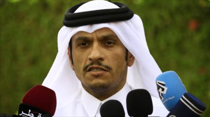 Catar: Envío de fuerzas árabes a Siria complicará la situación