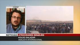 'Israel, principal violador de resoluciones de la ONU'