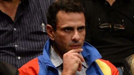 Contraloría venezolana revisa caso de corrupción de Capriles