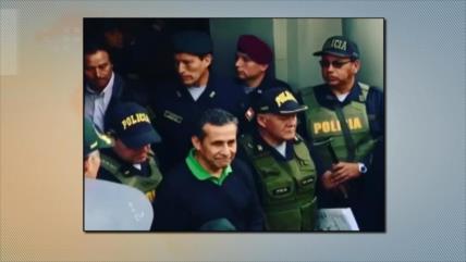Ollanta Humala y Nadine Heredia permanecen en prisión
