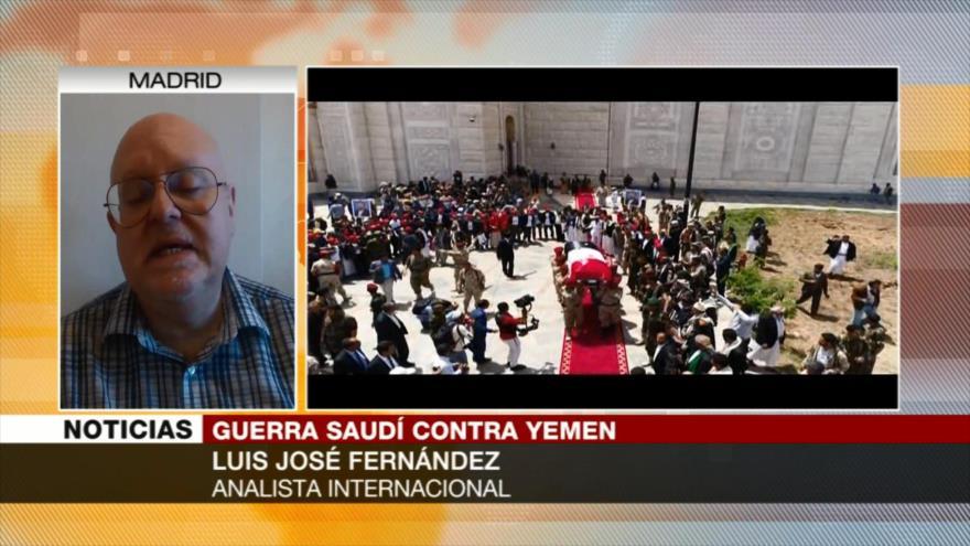 'Yemeníes muestran su capacidad de resistencia ante invasores'