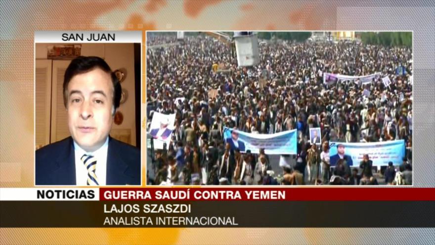 'Arabia Saudí trata de decapitar el movimiento Ansarolá'