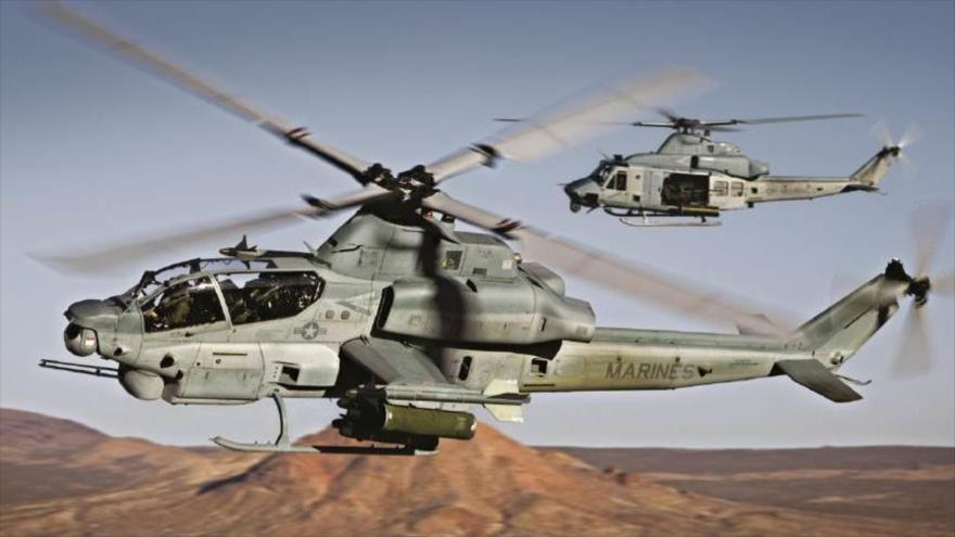EEUU vende a Bahréin helicópteros y misiles por casi $1 mil millón