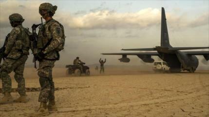 Ataques láser a aviones de EEUU desde la base china en Yibuti
