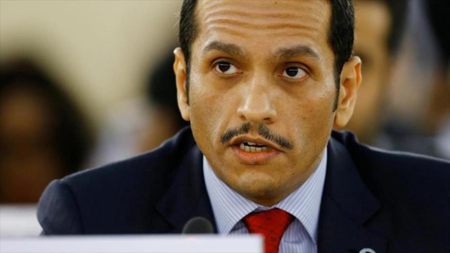 Catar descarta ultimátum saudí para enviar tropas a Siria