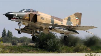 Informe: La Fuerza Aérea de Irán actualiza un caza F-4