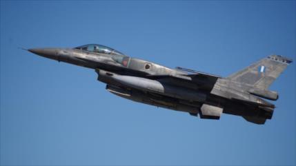 Grecia actualiza sus cazas F-16 en medio de tensiones con Turquía