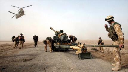 EEUU cierra comando de operaciones en tierra en Irak