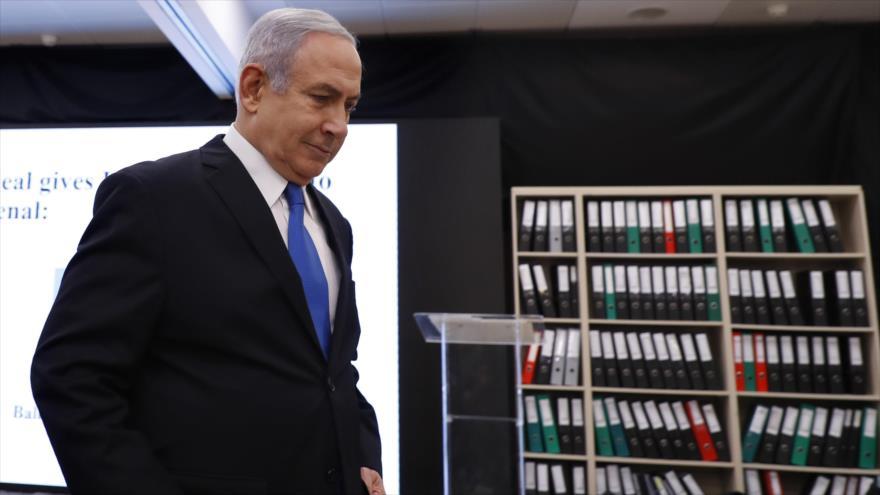 Irán se mofa de 'pseudo revelaciones' y acusaciones de Netanyahu