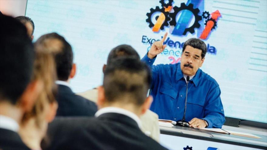 Maduro tiene previsto aumentar la producción de crudo venezolano