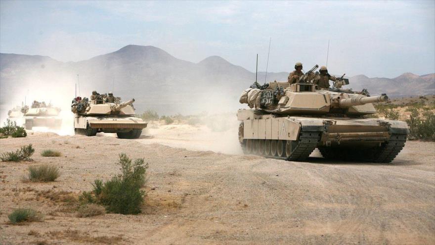 Taiwán comprará tanques Abrams a EEUU para enfrentar a China