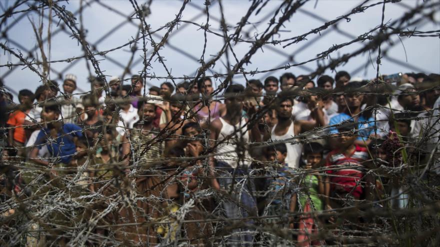ONU pide 'verdadera investigación' de crímenes contra rohingyas