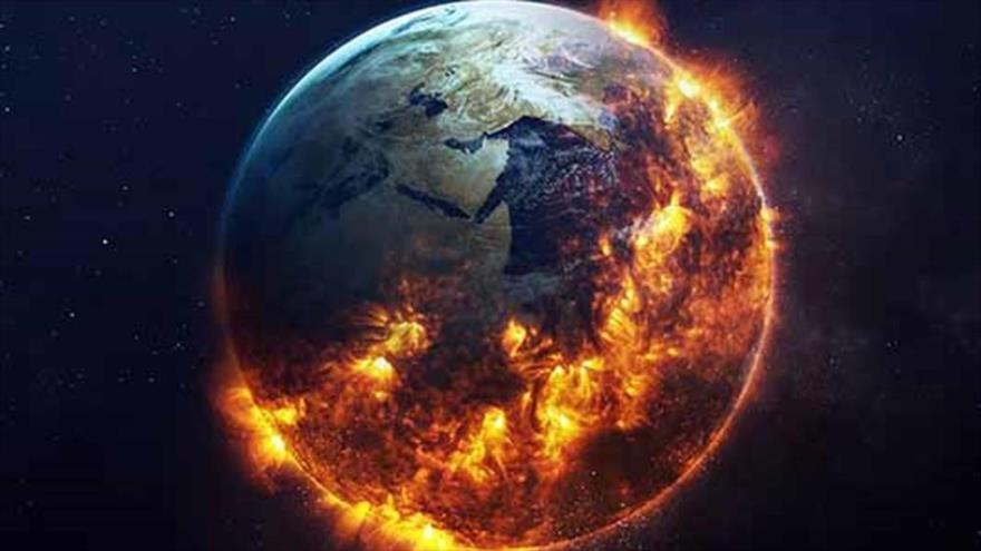 La Tierra podría volverse un planeta ardiente