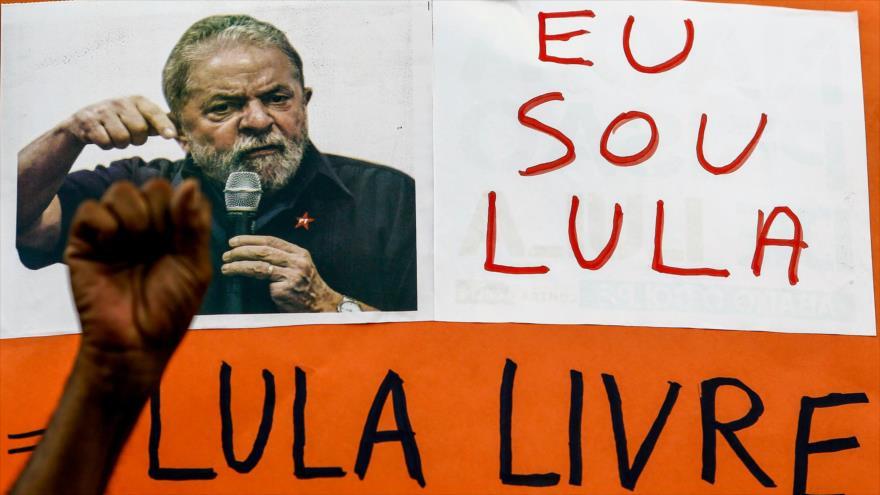 Lula llama a Brasil a rebelarse contra agenda 'neoliberal' de Temer | HISPANTV