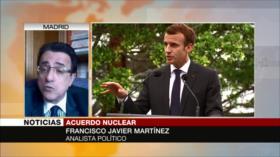 'Trump no conseguirá que Europa salga del pacto nuclear con Irán'