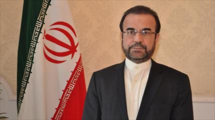 Irán: EEUU no puede bloquear el uso pacífico de la energía nuclear