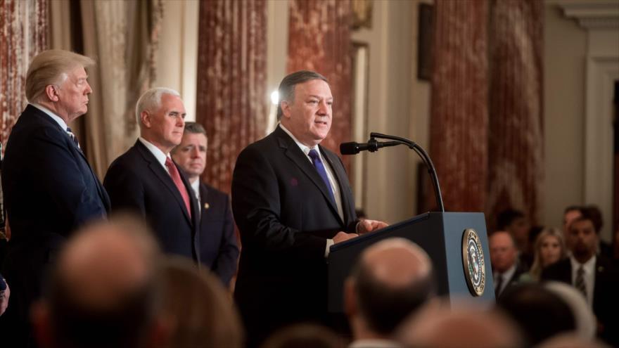 Pompeo: EEUU no acepta un mal acuerdo de desarme con Corea del Norte