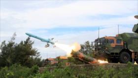 Pekín instala misiles de crucero en el mar del Sur de China