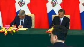 República Dominicana rompe lazos con Taiwán y se alía con China