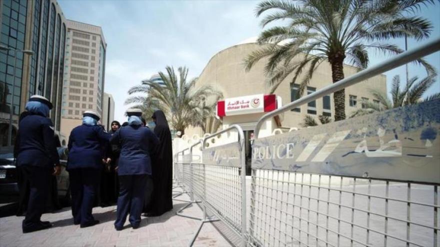 Amnistía condena juicio de civiles en cortes militares bahreiníes