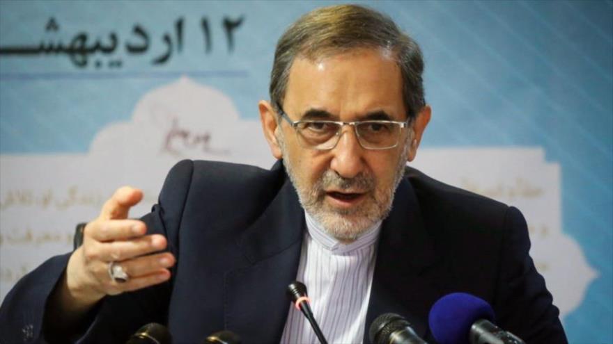 El asesor del Líder de la Revolución Islámica de Irán para Asuntos Internacionales, Ali Akbar Velayati.