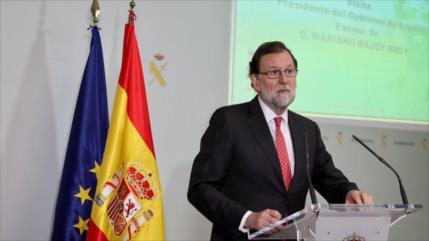 Rajoy: Haga lo que haga ETA, no va a encontrar impunidad