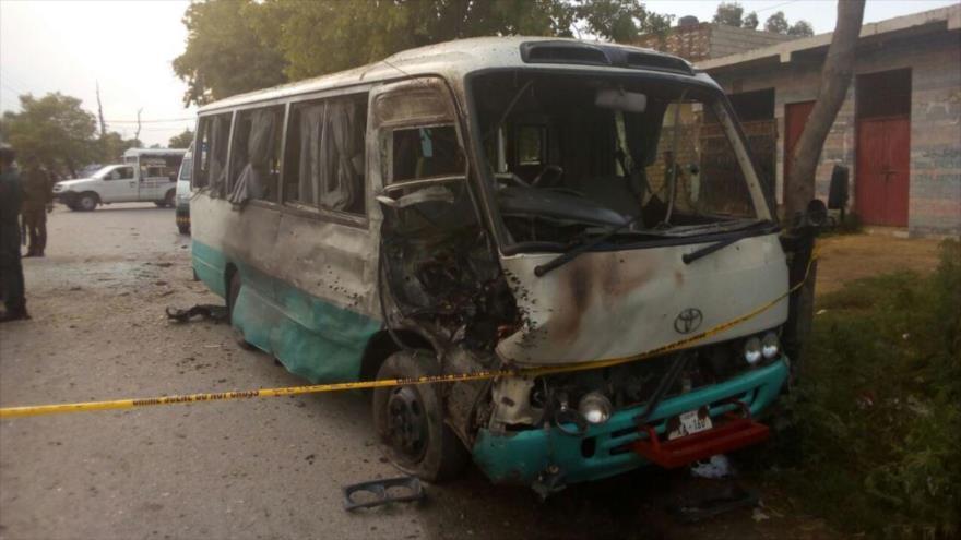 Dos muertos en ataque a autobús de comisión atómica de Paquistán | HISPANTV