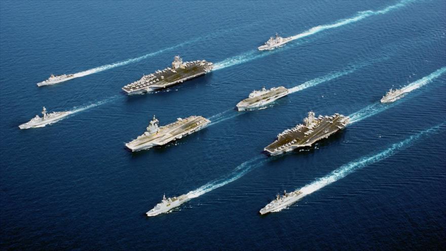 Los submarinos rusos 'hacen resucitar' a la Segunda Flota de EEUU