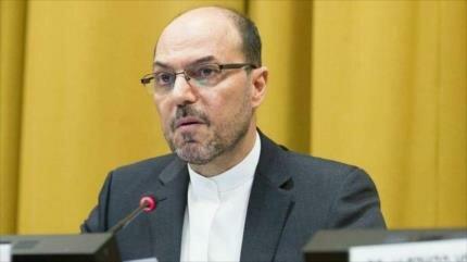 Irán: EEUU es la principal fuente de inestabilidad en la región