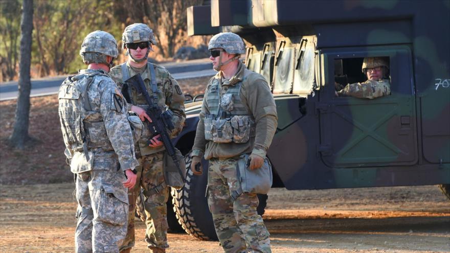 Bolton: ejército de EEUU seguirá en Corea del Sur aun con acuerdo de paz